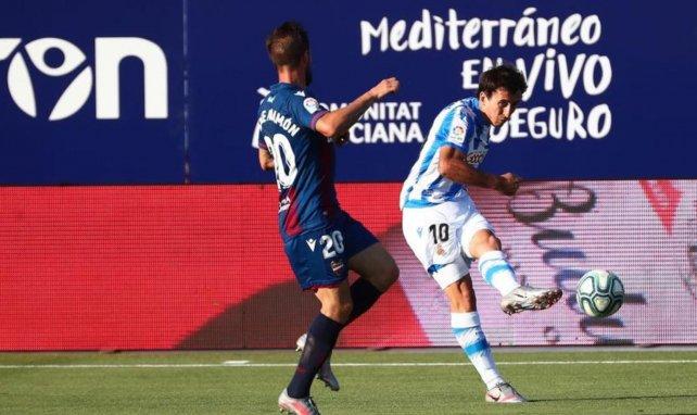 Liga | Reparto de puntos entre Levante y Real Sociedad