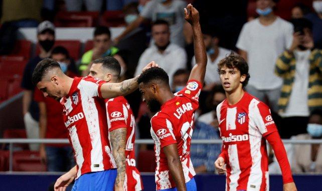 Thomas Lemar, un nuevo contratiempo para el Atlético de Madrid