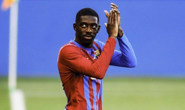 Choque de intereses entre el FC Barcelona y Ousmane Dembélé