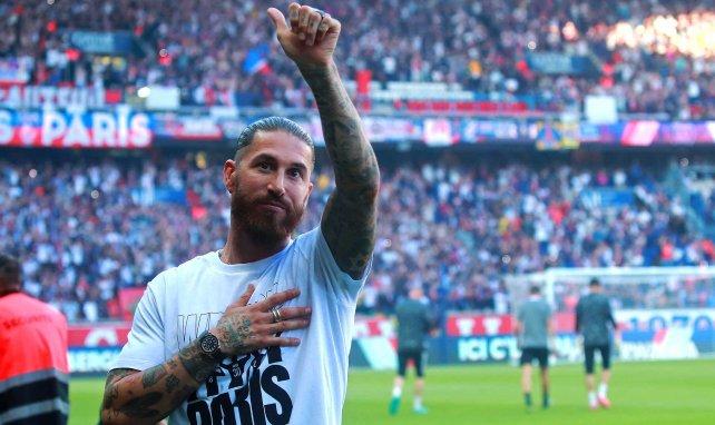 PSG | Nuevo paso atrás en la recuperación de Sergio Ramos