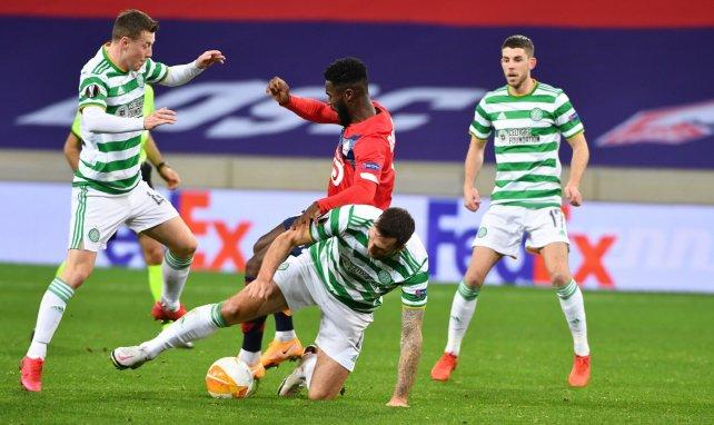 Lille y Celtic han medido fuerzas en esta segunda jornada