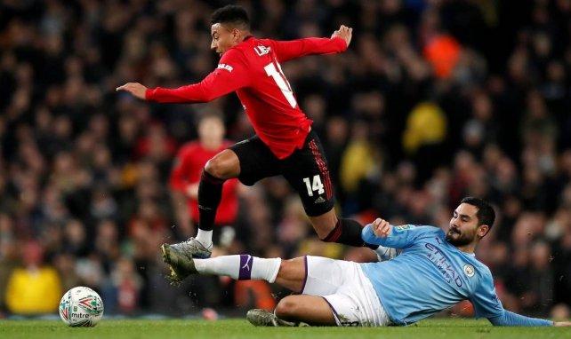 El Arsenal pretende ofrecerle acomodo a Lingard