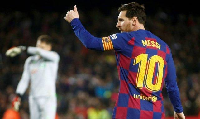 Lionel Messi decide seguir en el FC Barcelona