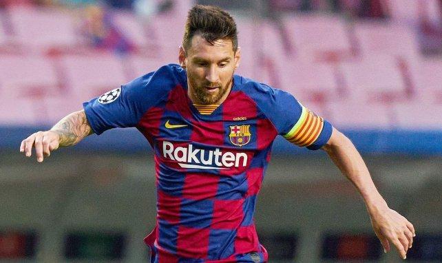 El esperado mensaje de Lionel Messi en el FC Barcelona