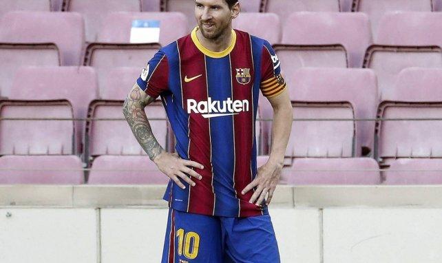 FC Barcelona | La competitiva puja por Lionel Messi