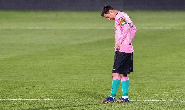 El Chelsea aparece en la ecuación de futuro de Lionel Messi