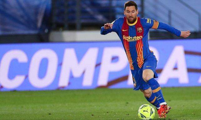 El plan del Manchester City para reclutar a Lionel Messi