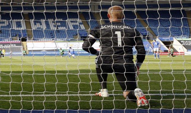 El Chelsea se incorpora a la carrera por Kasper Schmeichel