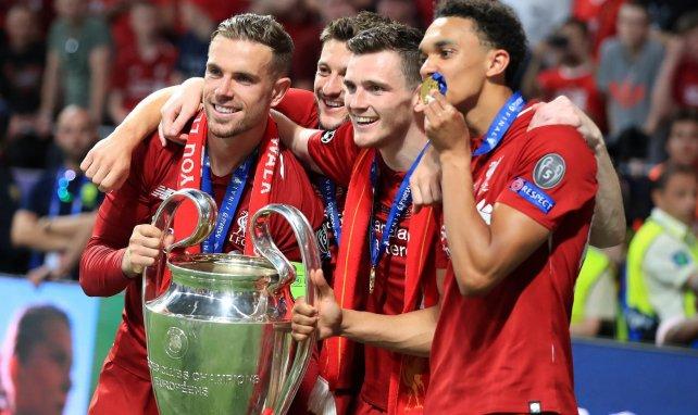 Los laterales del Liverpool son una mina de oro para Jürgen Klopp