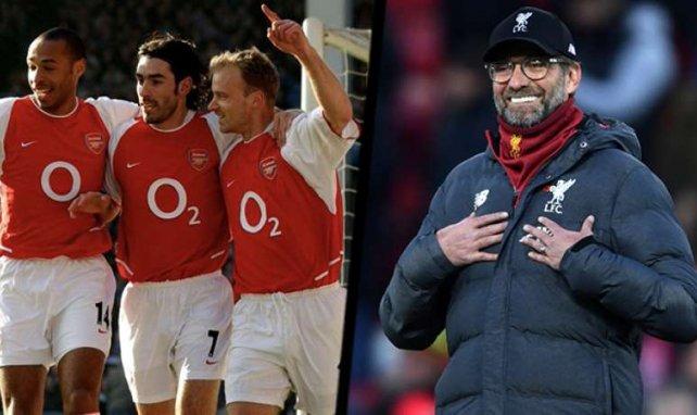 El Liverpool se mira en el espejo del Arsenal de Wenger
