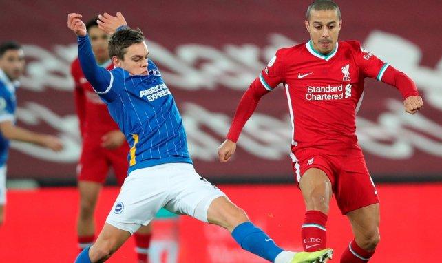 Liverpool | Ya se conoce el alcance de la lesión de Thiago Alcántara