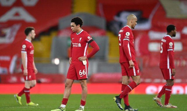 El Liverpool, cuesta abajo y sin frenos en la Premier League