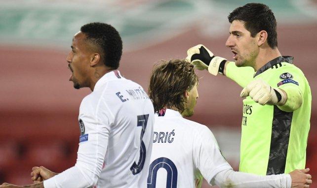 Real Madrid | Thibaut Courtois sigue en lo más alto