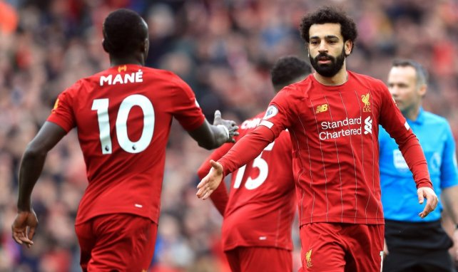 La Premier League, en manos del Liverpool
