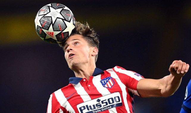 Atlético de Madrid | El MU pasa al ataque por Marcos Llorente