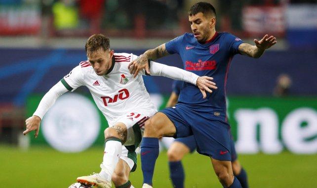 La ambición de Ángel Correa en el Atlético de Madrid