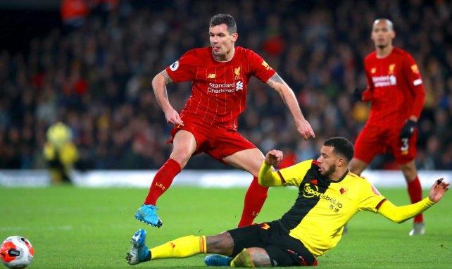 El Liverpool, dispuesto a retener a un central