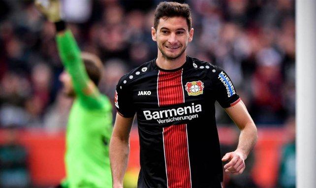 Lucas Alario, el goleador que puede necesitar Argentina