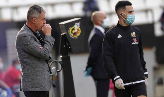 El Girona cede un jugador al Albacete