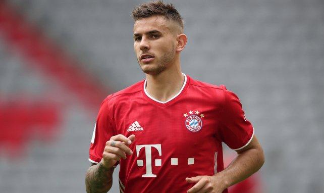 Lucas Hernández cuenta su llegada al Bayern Múnich