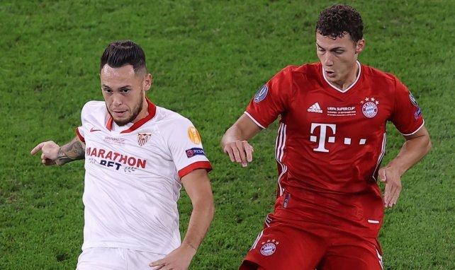 Los 3 jugadores del Sevilla que han impresionado a los ojeadores del Real Madrid