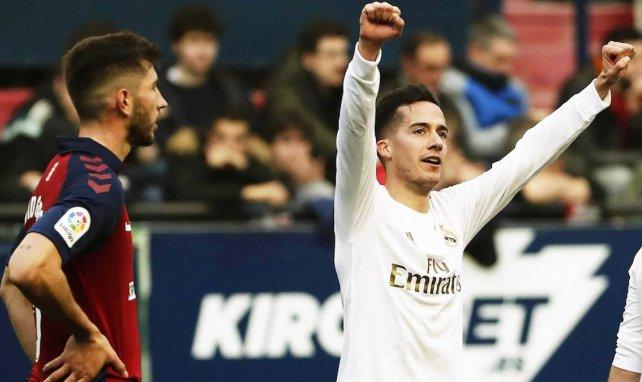 Lucas Vázquez podría facilitar un fichaje del Real Madrid