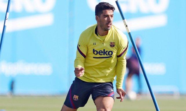 Luis Suárez ya tiene el alta médica