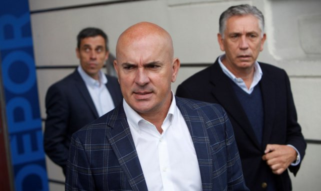 Luis César Sampedro se compromete con el Lugo