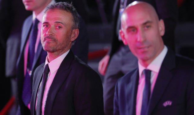 Luis Enrique, preparador de la Selección de España