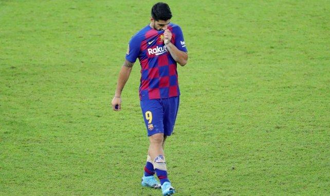 Luis Suárez habló con Abreu