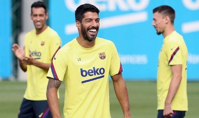 La Juventus de Turín descarta a Luis Suárez
