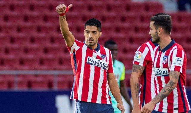 Atlético | Luis Suárez mejorará su salario