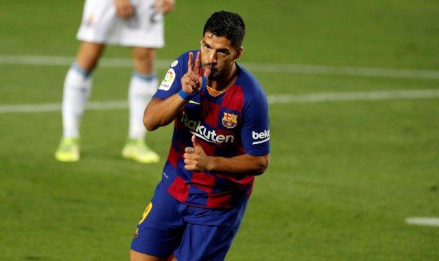 Luis Suárez engrandece su leyenda en el FC Barcelona