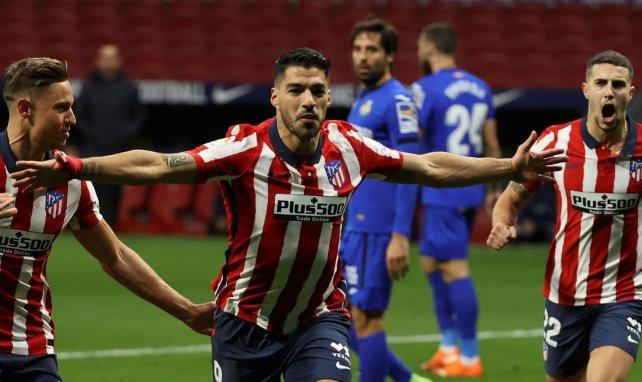 El PSG intentó firmar a Luis Suárez