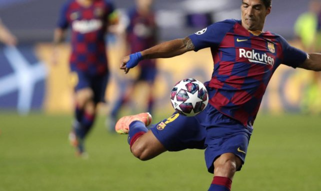 El lógico dilema del FC Barcelona con Luis Suárez