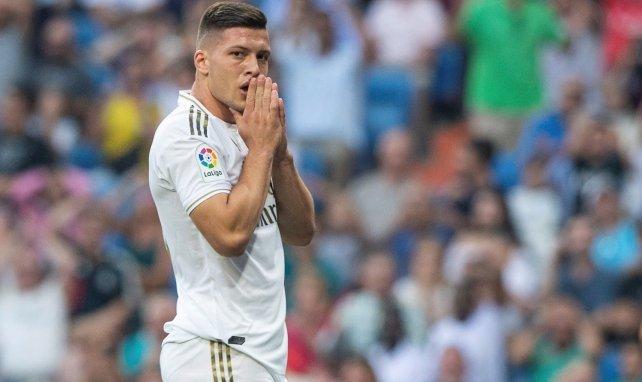 El Real Madrid gestiona el adiós de Luka Jovic