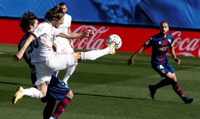 La posición del Real Madrid con la renovación de Luka Modric