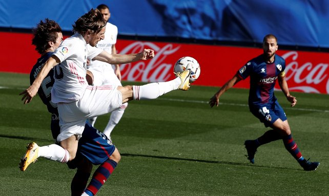 La firme postura de Luka Modric en el Real Madrid