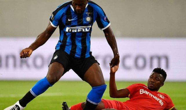 Romelu Lukaku es pieza clave en el Inter de Milán