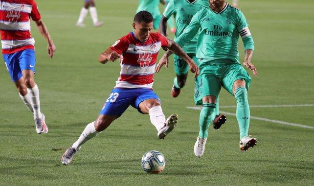 Liga | El Real Madrid acaricia el título tras su triunfo en Granada