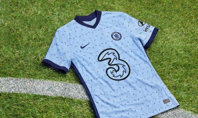 Se desvela la nueva camiseta visitante del Chelsea