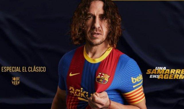 El mensaje de Carles Puyol a la afición del FC Barcelona