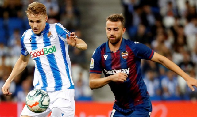 Real Madrid | La AS Roma mete la directa por Borja Mayoral