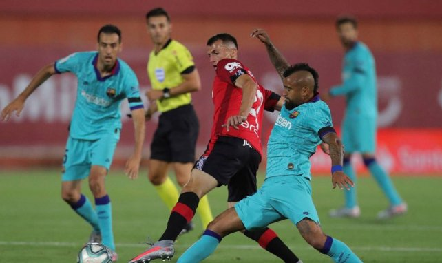 FC Barcelona | El último pretendiente de Arturo Vidal