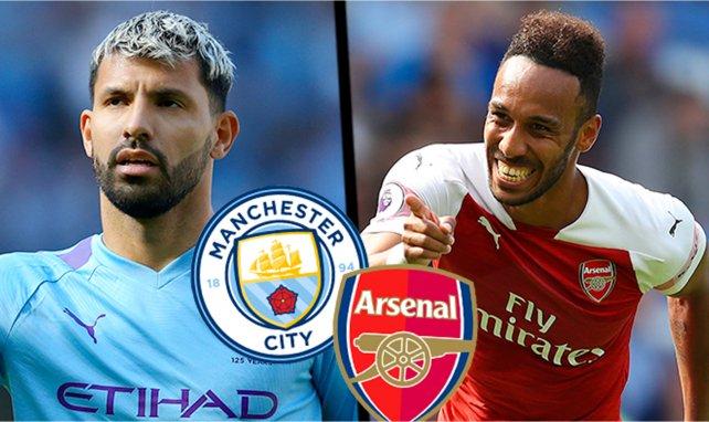 Los onces probables del Manchester City - Arsenal