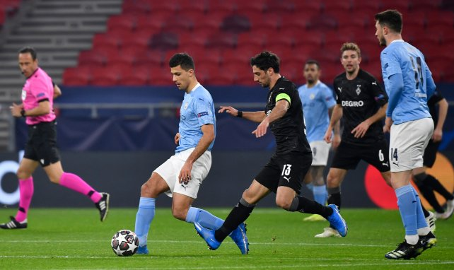 Liga de Campeones | El Manchester City supera con solvencia al Borussia M'gladbach