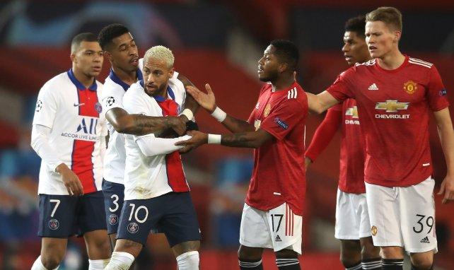 Liga de Campeones | El PSG asalta Old Trafford, la Juventus golea, BVB y Lazio no aclaran nada