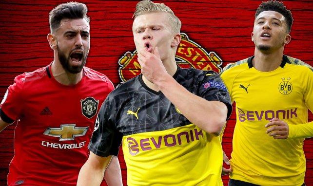 El espectacular XI que anhela el Manchester United 2021-2022