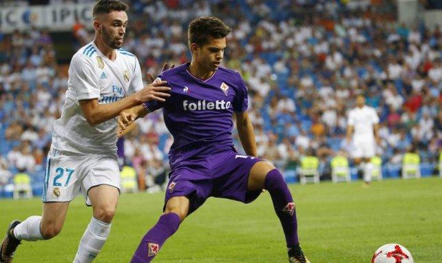 El Real Madrid manda a Manu Hernando a Segunda División