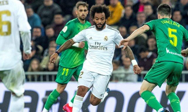 Marcelo se pierde lo que resta de Liga